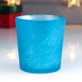 "Candle holder "" Ode to aquamarine"""
