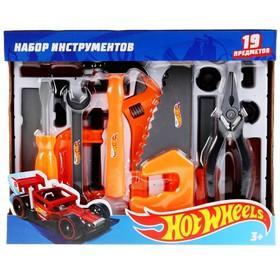 Construction tool set Hot Wheels B1625561-R