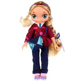 Кукла «Василиса Васильевна» 32 см озвученная, 15 фраз и песен