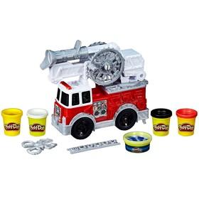 """Игровой набор """"Плей-до. Пожарная машина"""" E6103"""