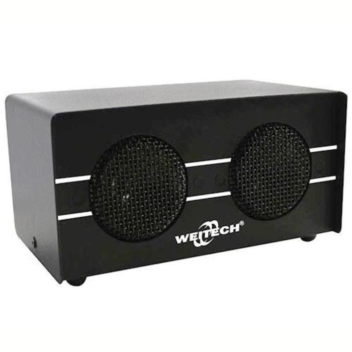 Отпугиватель грызунов и насекомых Weitech WK-0600 CIX, ультразвуковой, до 325 м2, 9 режимов