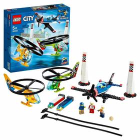 Конструктор Lego City «Воздушная гонка»