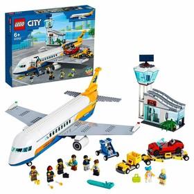 Конструктор Lego City «Пассажирский самолёт»