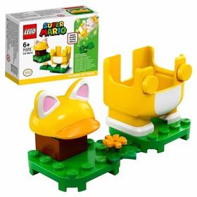 Конструктор LEGO Super Mario «Марио-кот. Набор усилений»