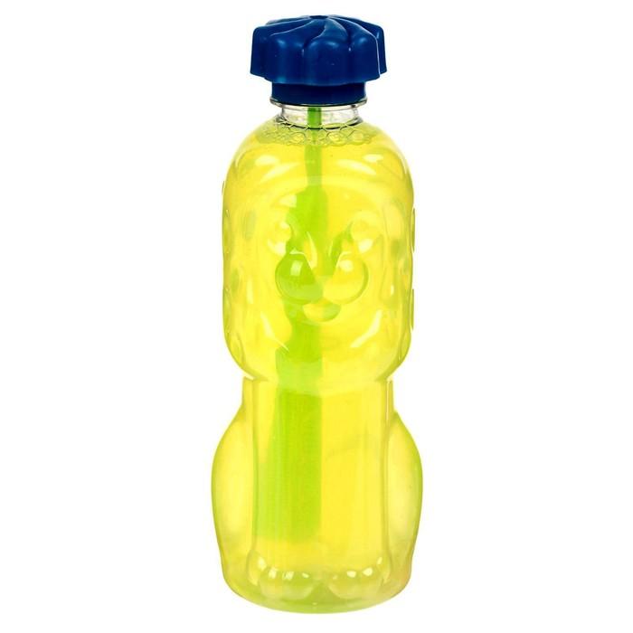 Мыльные пузыри «Радуга» Зоопарк, 320 мл, цвета МИКС