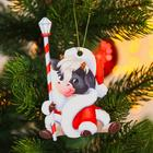 "Suspension "" Bull-Santa Claus"""