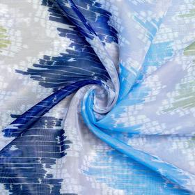 """Ткань тюлевая """"Вилия""""(вид1), ш.280 см, дл.97,8 м, пл. 45 г/м2, 100% п/э"""