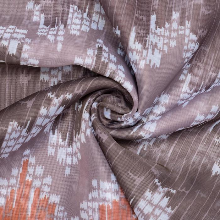 """Ткань тюлевая """"Вилия""""(вид3), ш.280 см, дл.93,6 м, пл. 45 г/м2, 100% п/э"""