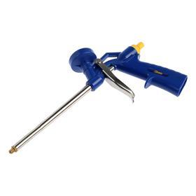 Пистолет для монтажной пены KUBIS 04-05-0131, пластиковый корпус, 310 мм