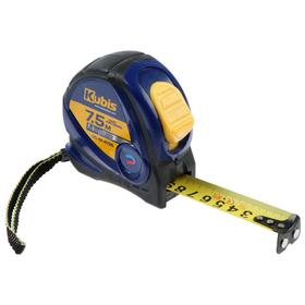 Kubis 05-01-2725 tape measure, 7.5 m x 25 mm, with magnets, Maglock