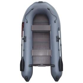 Лодка «Муссон 2900 СК Light», слань+киль, цвет серый