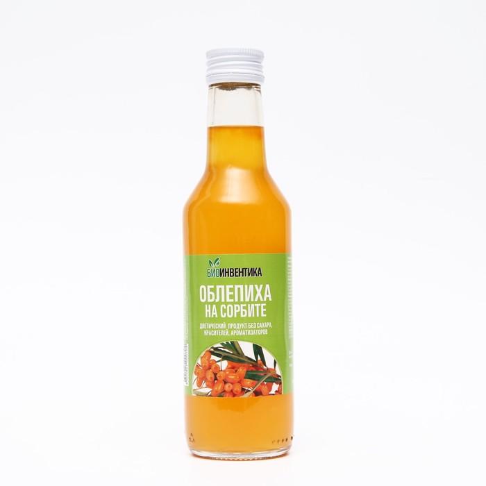 Сироп облепихи на сорбите с витамином С, 250 мл
