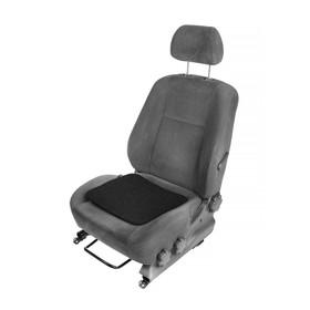 Подогрев сидений Cartage, без спинки, без регулятора, 12 В, 30 Вт, 38х38 см, греющий жгут - нити MicroHEAT