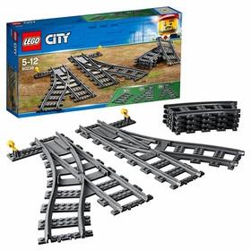 Конструктор Lego City «Железнодорожные стрелки»