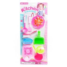 Набор посуды «Моя кухонька», МИКС