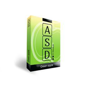 Бестабачная смесь ASD Green apple (зеленое яблоко) 50 г.