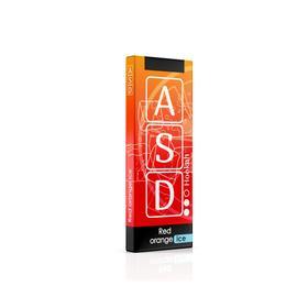 Бестабачная смесь ASD Red orange ice (красный апельсин лед) 50 г.