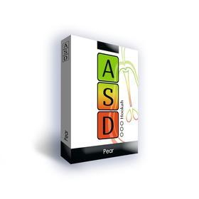 Бестабачная смесь ASD Pear (груша) 50 г, без никотина