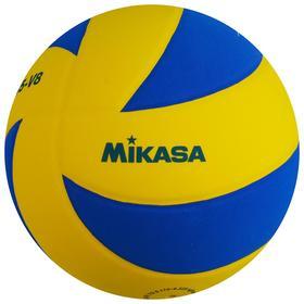 Мяч для волейбола на снегу MIKASA SV335-V8, размер 5, FIVB, синтетическя пена ТПЕ, клееный, бутиловая камера