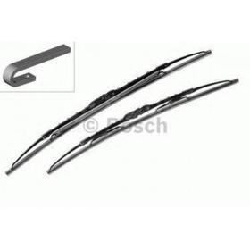 Щетка стеклоочистителя каркасная, 530/530 мм, Bosch Twin, 2 шт, 3397118401