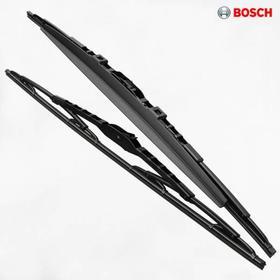 Щетка стеклоочистителя каркасная, 580/400 мм, Bosch, 2 шт, 3397118304
