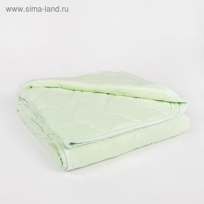 "Одеяло всесезонное Адамас ""Эвкалипт"", размер 172х205 ± 5 см, 300гр/м2, чехол тик"