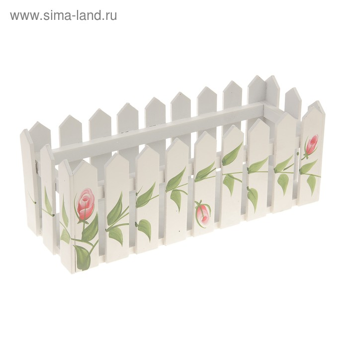 """Кашпо """"Ветка розы"""" среднее"""