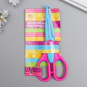 """Scissors embossed """"Bright"""" MIX"""