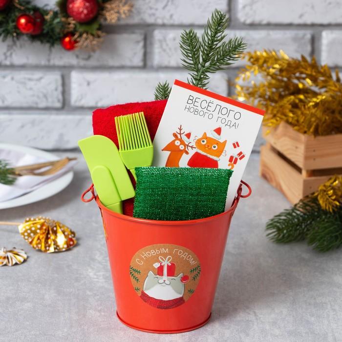 "Kitchen gift set "" Happy New Year"""