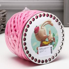 Knitting set (15cm plywood bottom, trik. yarn 100m, 7-9mm) No. 13