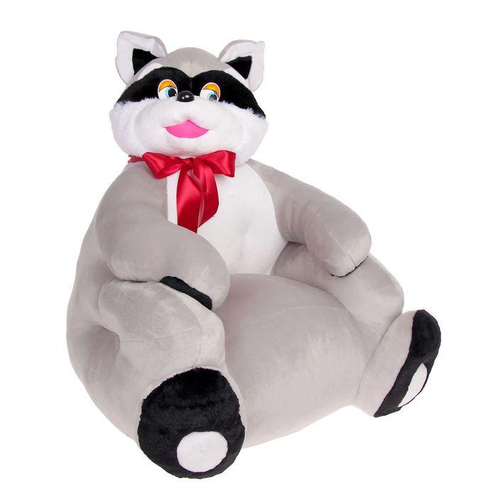 Мягкая игрушка «Кресло Енот»