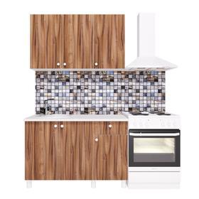 Кухонный гарнитур «Поинт», 1,2 м, ЛДСП, столешница «Антарес» 28 мм, без мойки, цвет тьеполо   536185