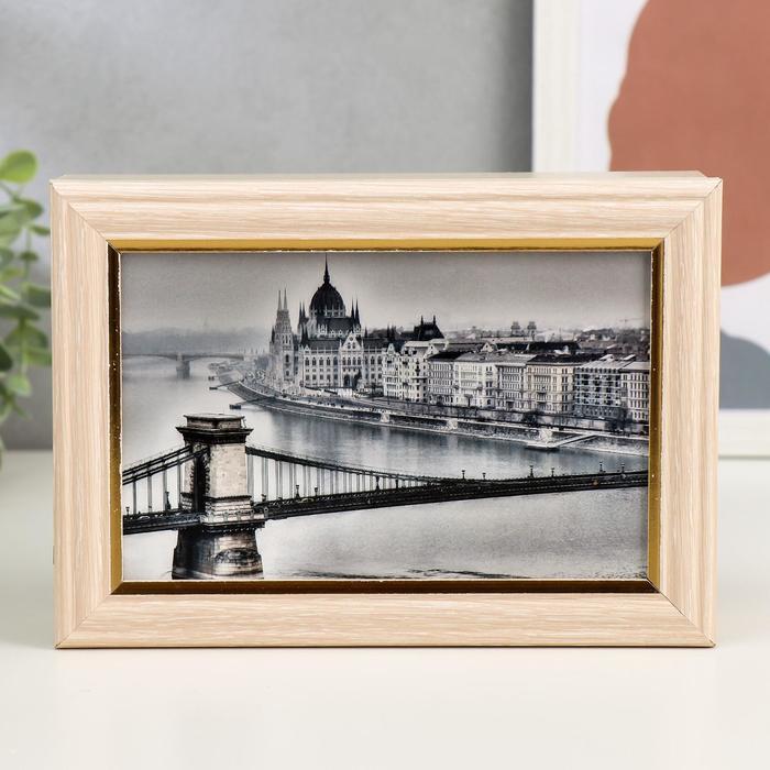 """Ключница """"Будапешт 5"""" 15х21 см  МИКС - фото 7931077"""