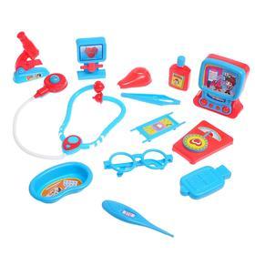 Игровой набор доктора «Маленький врач»