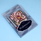 Gift set 3in1 (pen, purse, hair clip)