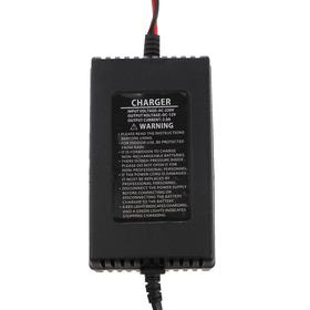 Зарядное устройство АКБ 12 В, 2 А, автомат, 220 В - фото 7317405