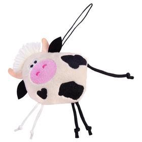 Мягкая игрушка «Коровка Груня», 8 см