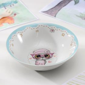 "Salad bowl ""Cat"", 15 cm"