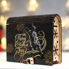 "Box-book ""Bull"" 14x10x4. 5 cm"