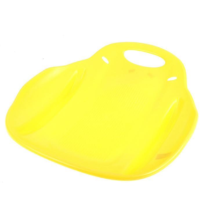 Ледянка «Метеор», цвет жёлтый