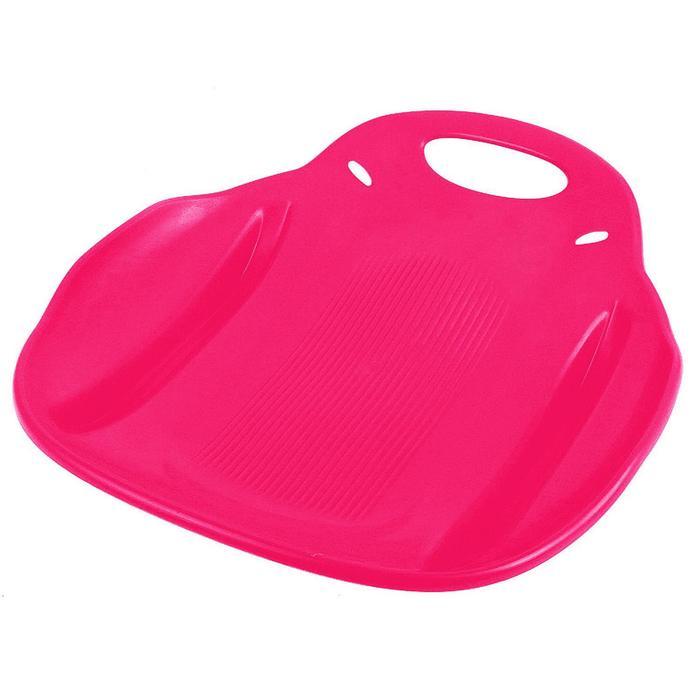 Ледянка «Метеор», цвет розовый
