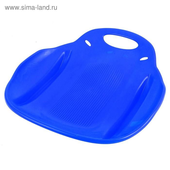 Ледянка «Метеор», цвет синий