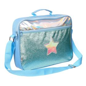 "Folder with shoulder strap "" Star"""