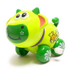 Игрушка заводная «Коровка», цвета МИКС