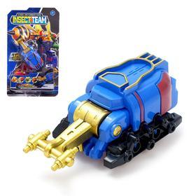 Робот «Жук», трансформируется, синий, инерция