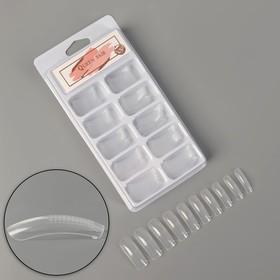 Верхние формы для наращивания в контейнере, 100 шт