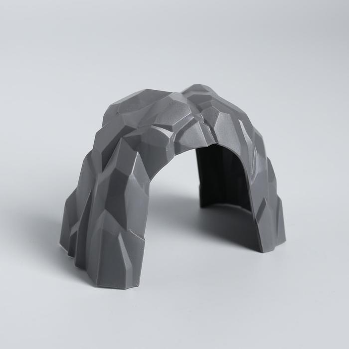 Деталь для ж/д «Туннель» 8×6×8 см