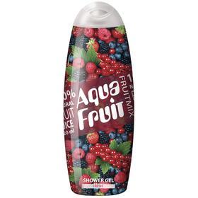 Гель для душа Aquafruit Fruit mix fresh, 420 мл