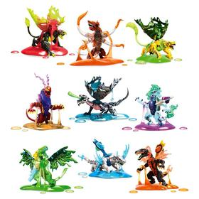 Amazing Monsters in Egg Construction Set Series 5 GNX46