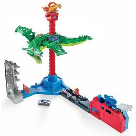 Игровой набор Сити «Воздушная атака дракона-робота»